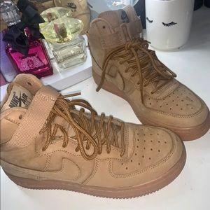 Nike Air force suede